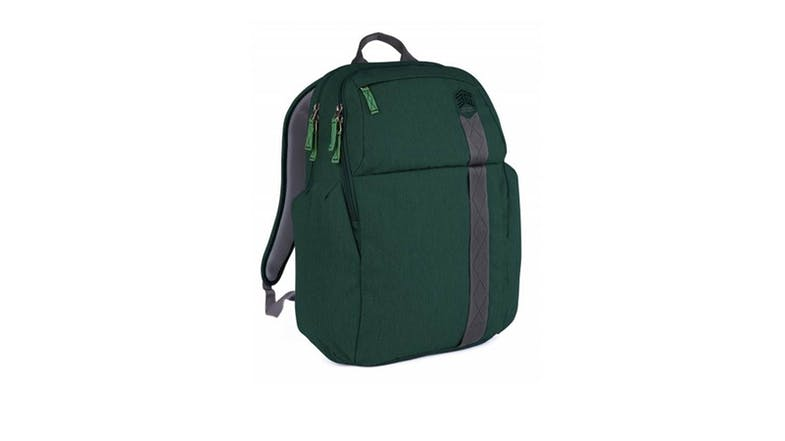 "STM Kings 15"" Laptop Backpack - Green"
