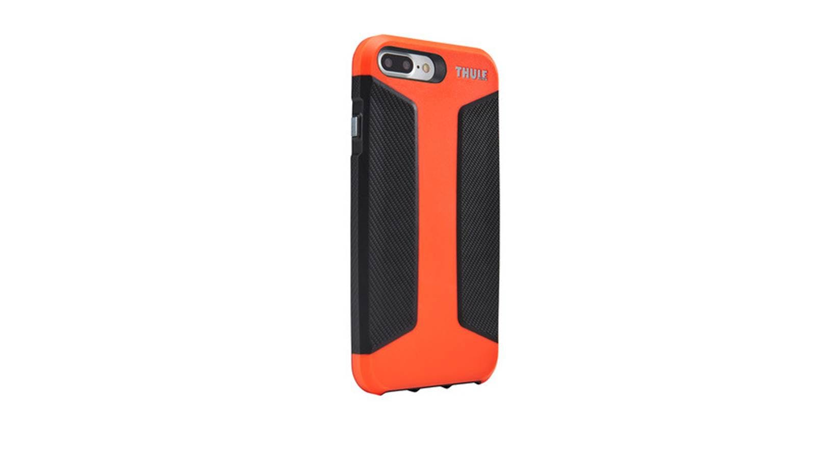 low priced 8c3df 091d4 Thule Atmos X3 TL-TAIE3127 iPhone 7 Plus Case - Fiery Coral/Dark Shadow