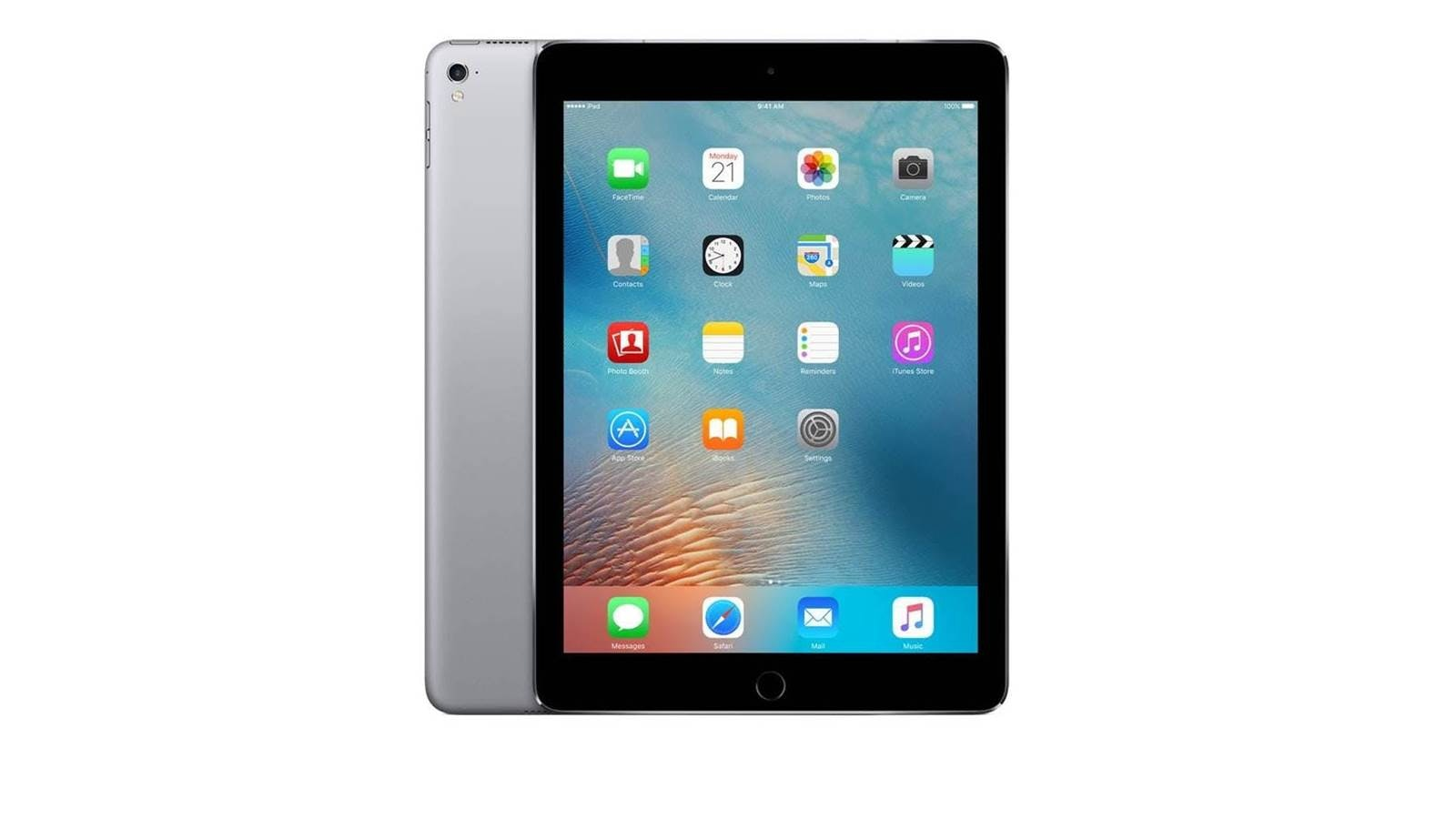 Apple iPad 9.7_Space Grey