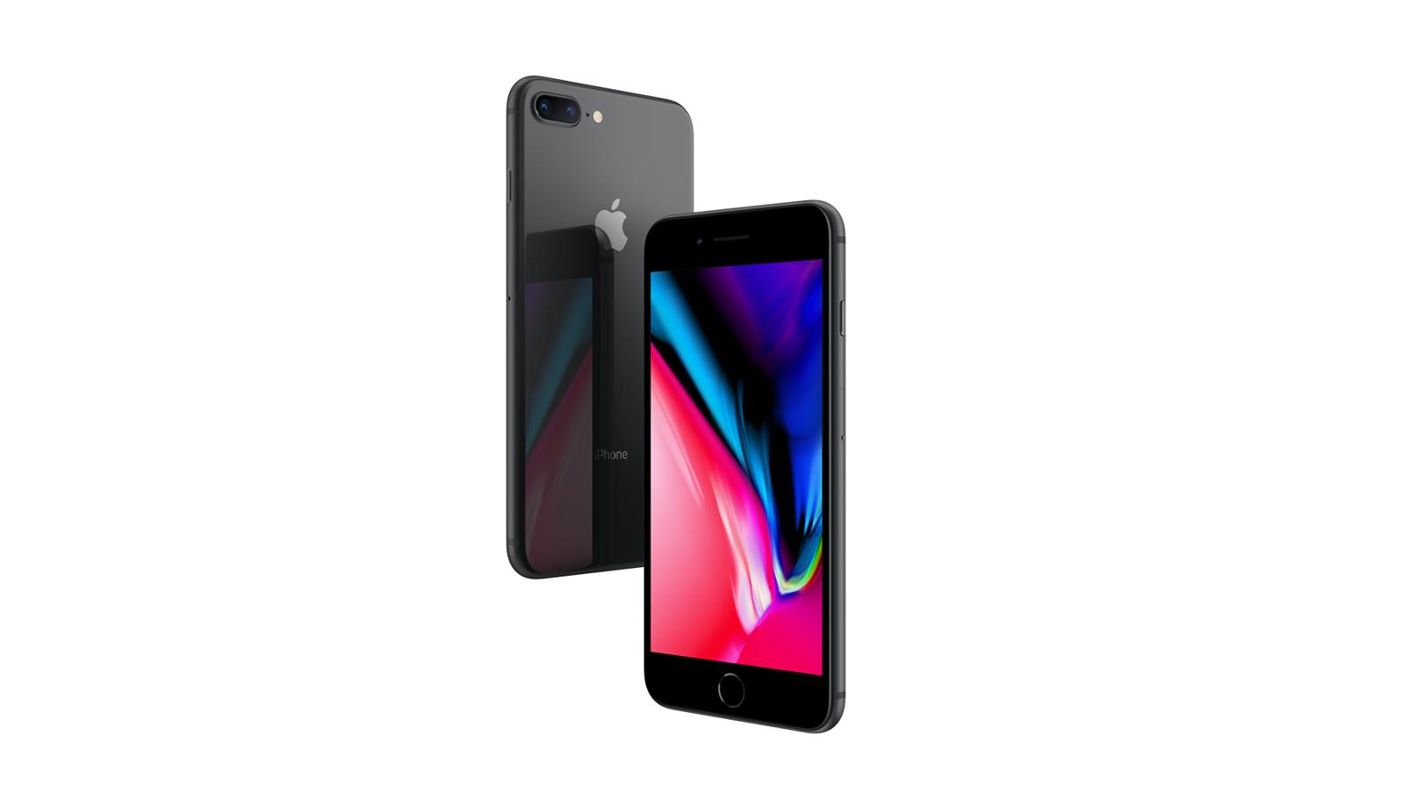 Apple iPhone 8 Plus 64GB - Space Grey (MQ8L2MY/A)