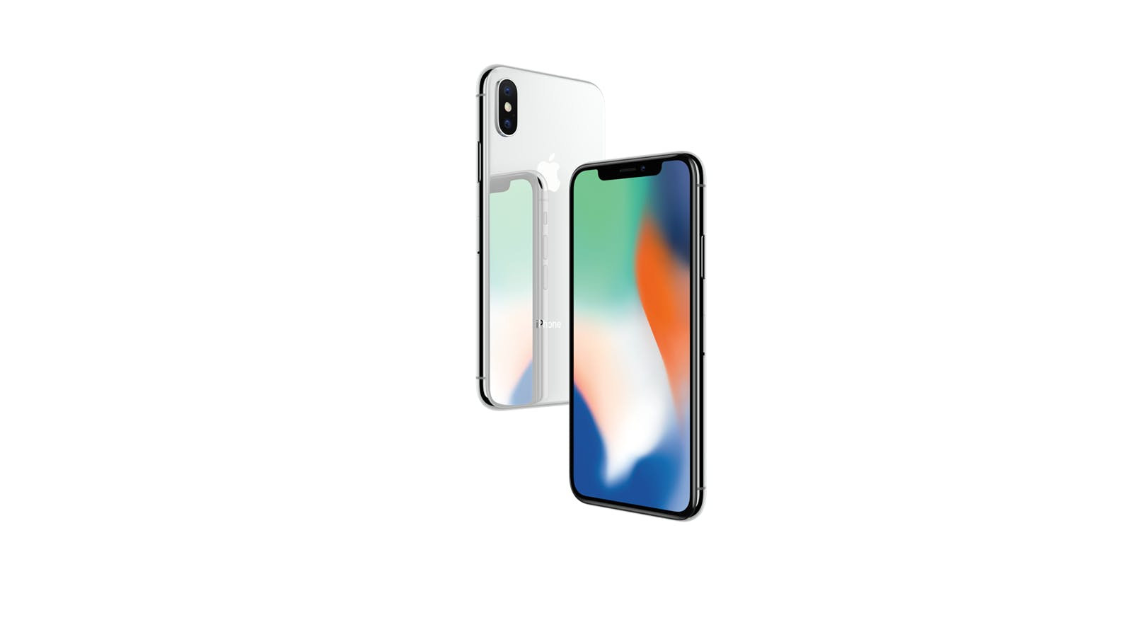 Apple iPhone X 64GB - Silver | Harvey Norman Malaysia