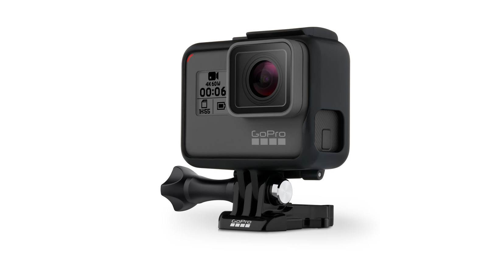 GoPro Hero 6 - Black3