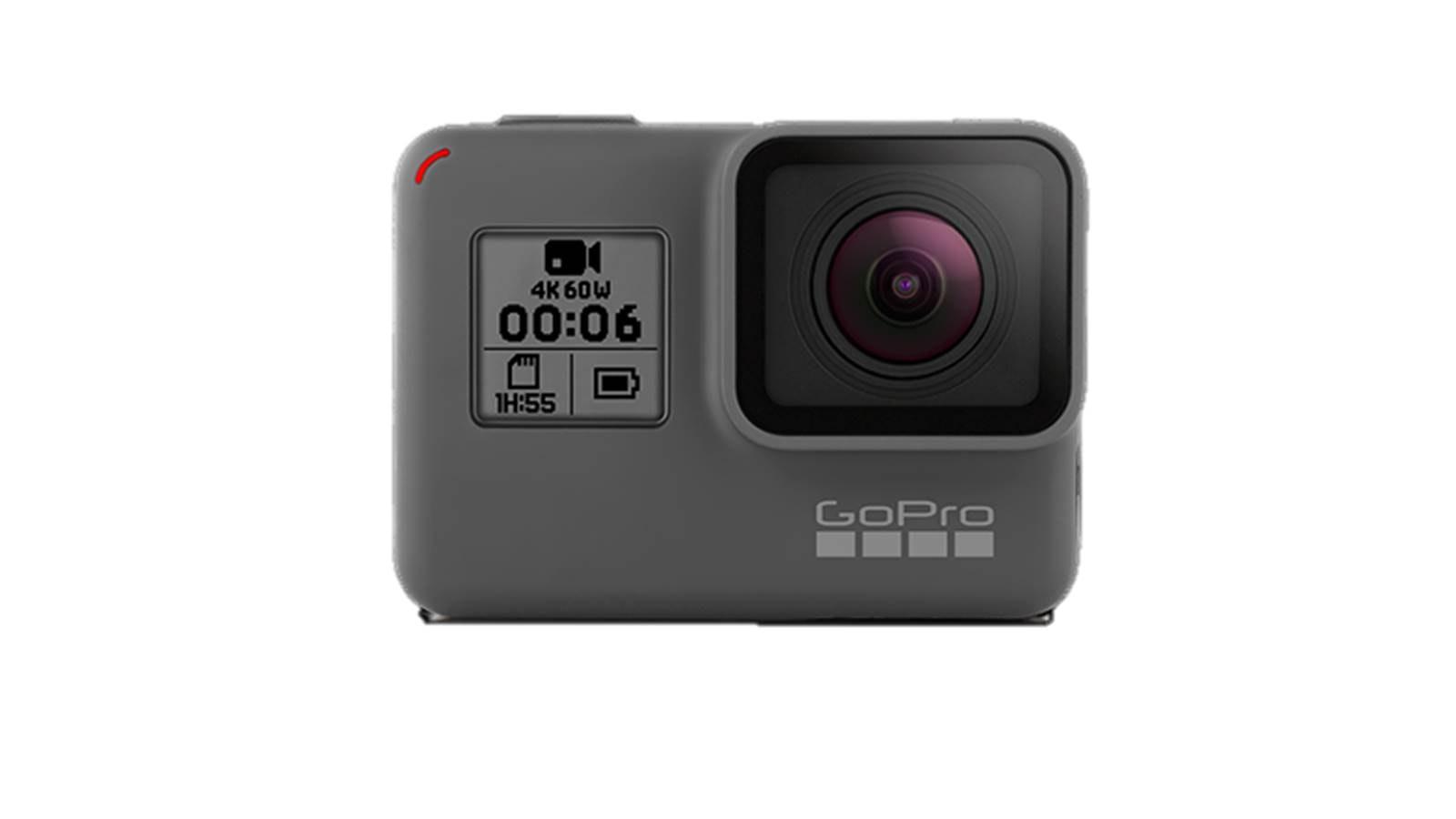 GoPro Hero 6 - Black