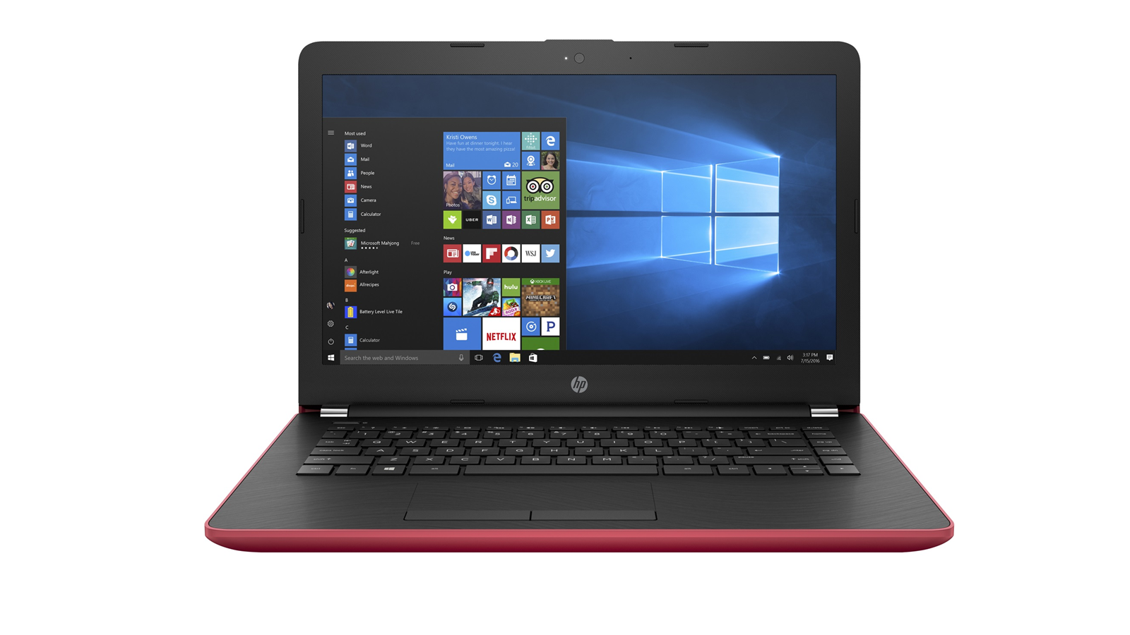 Image result for HP 14-BS581TU 14'' Notebook Red