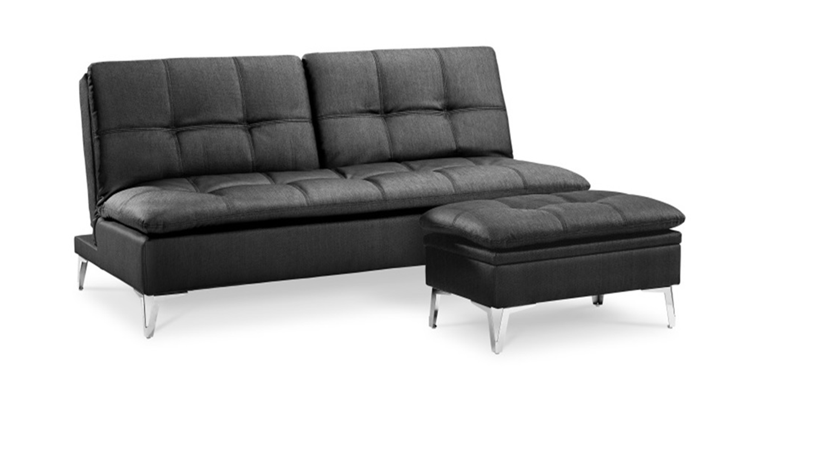 Picture of: Sedona Extendable Fabric Click Clack Sofabed Harvey Norman Malaysia