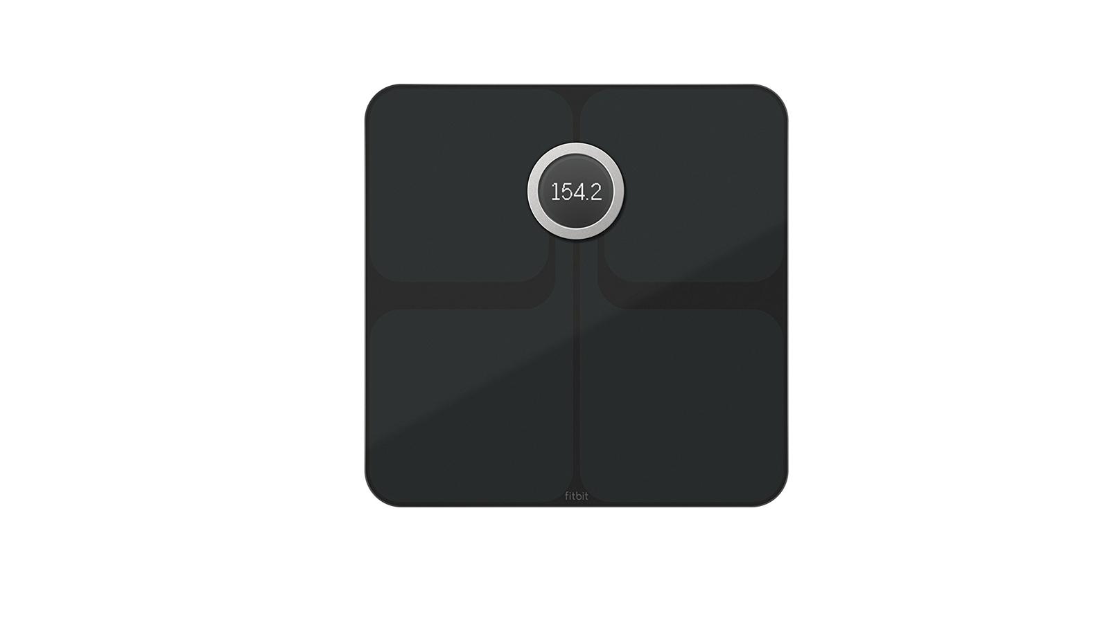 fitbit aria 2 wi fi smart scale black harvey norman malaysia rh harveynorman com my Fitbit Aria vs Withings Scale Fitbit Aria vs Withings Scale