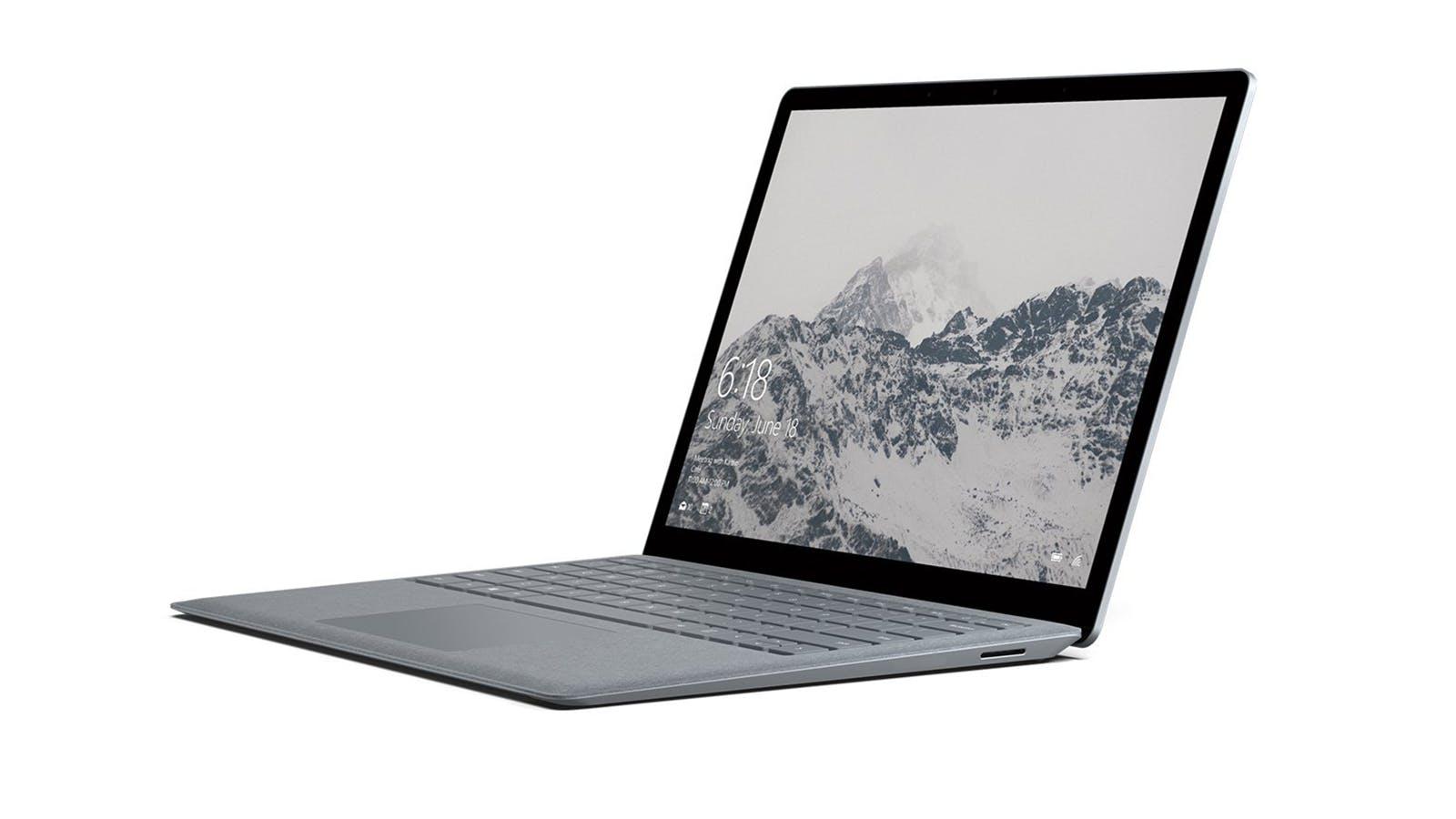 Home :: Computing :: Tablets :: Windows Tablets :: Microsoft Surface Laptop  - 256GB / Intel Core i7 - 8GB RAM