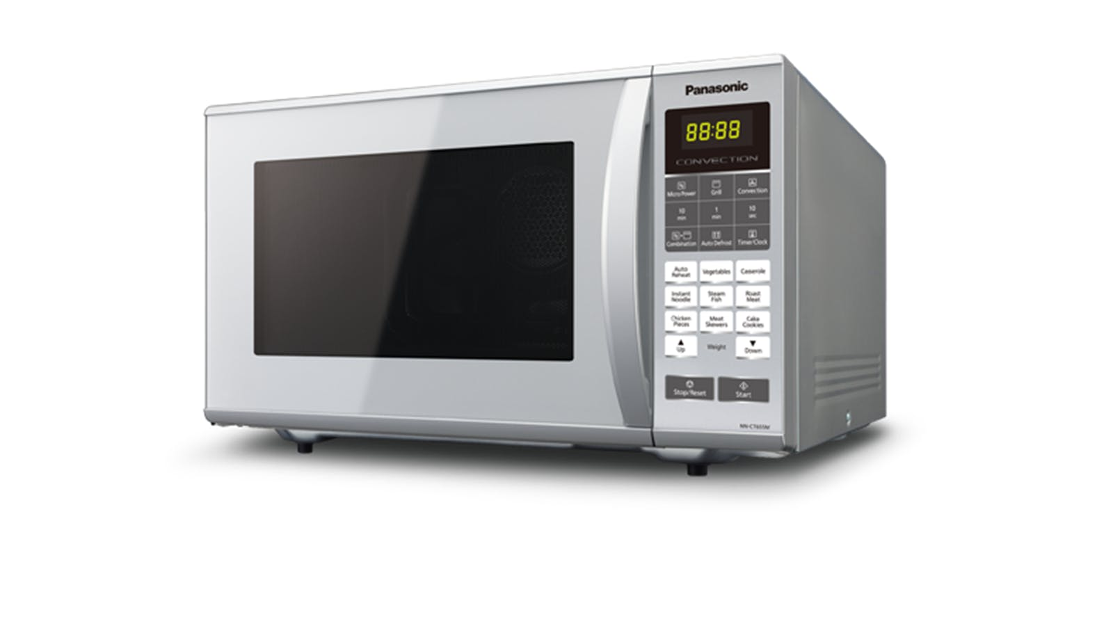 Panasonic NN CT655 27L Microwave Grill Oven