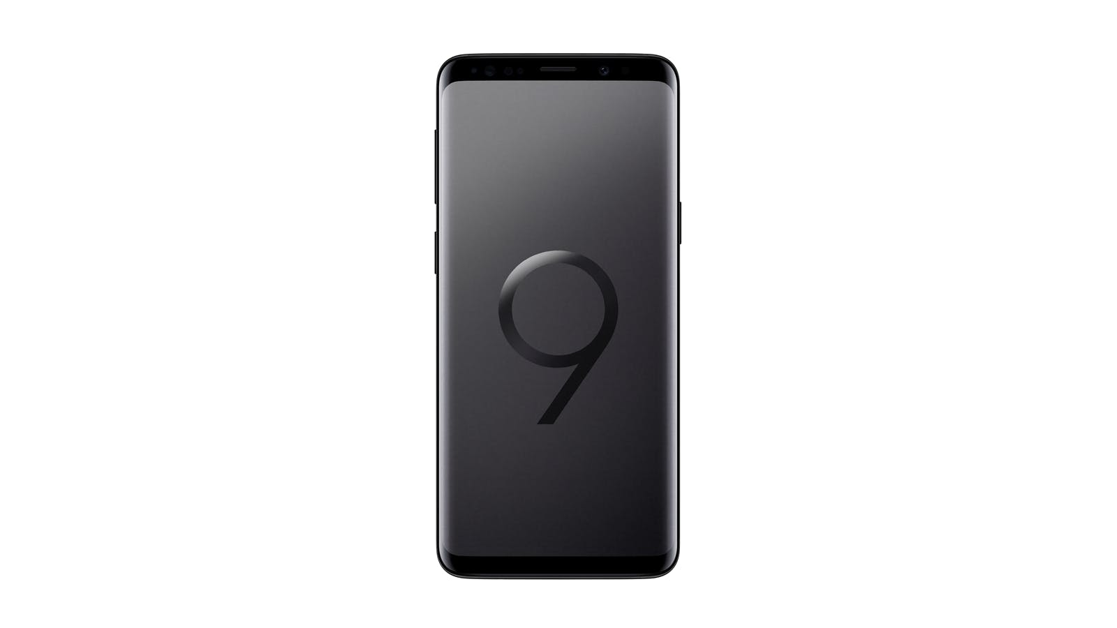 Samsung Galaxy S9 Smartphone - Midnight Black | Harvey Norman Malaysia