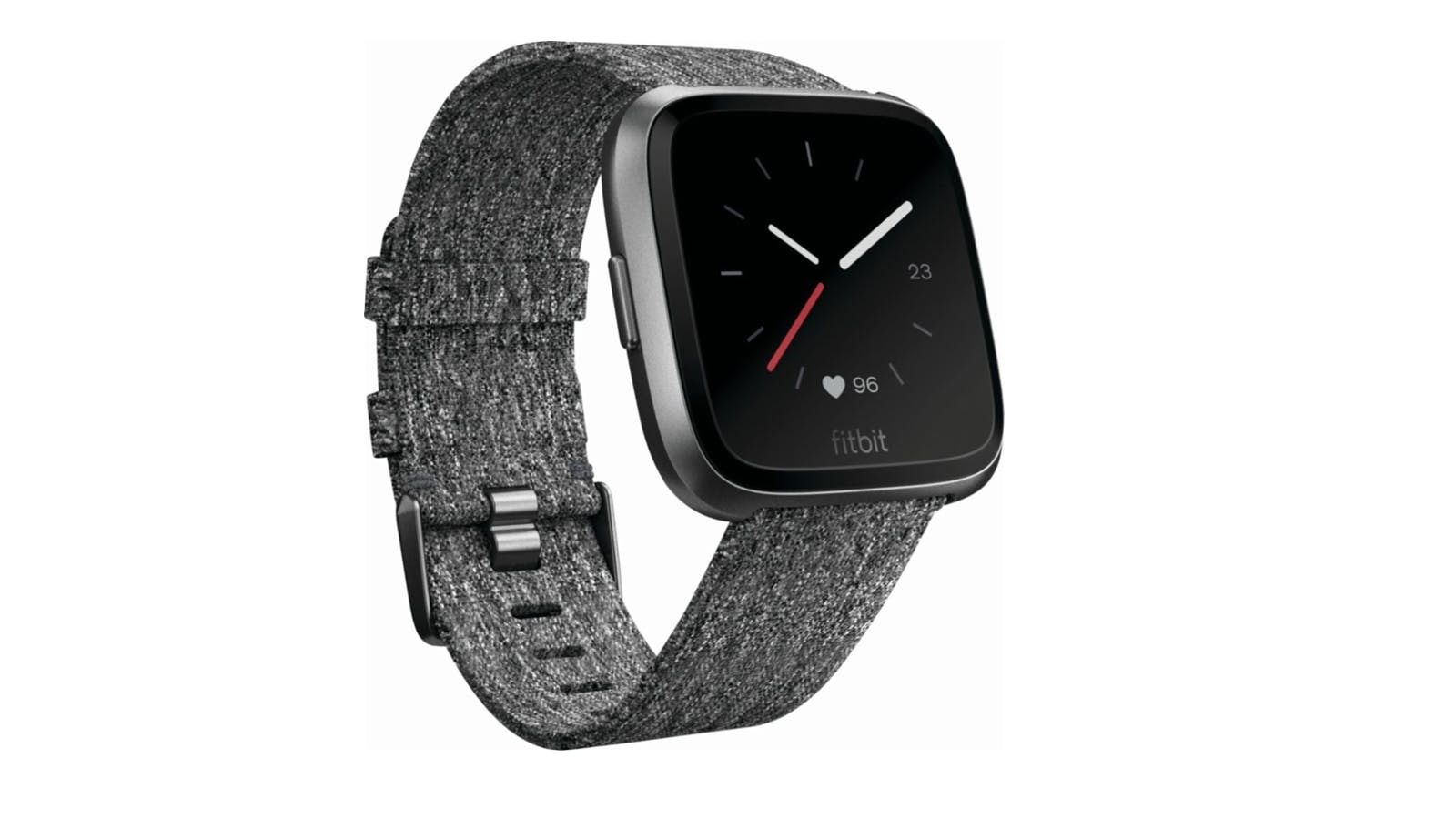 Fitbit Fb505bkgy Versa Special Edition Charcoal Harvey