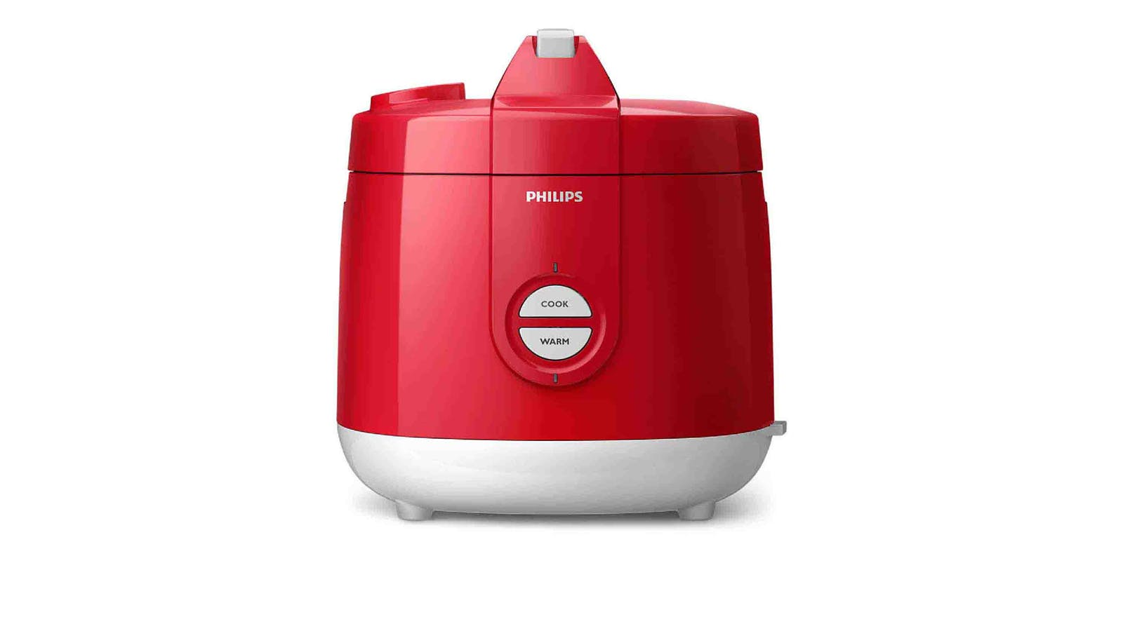 Philips Hd3129 Daily Collection 2 0l Jar Rice Cooker Red