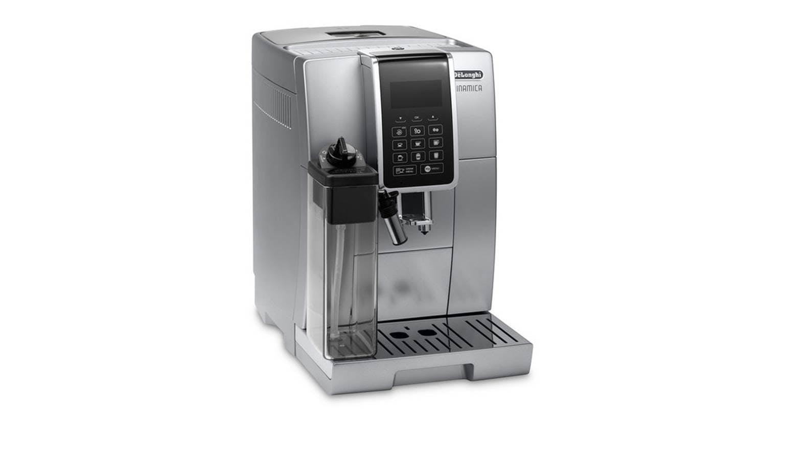 1efc07319 Delonghi 350.75.S Dinamica ECAM Coffee Machine   Harvey Norman Malaysia