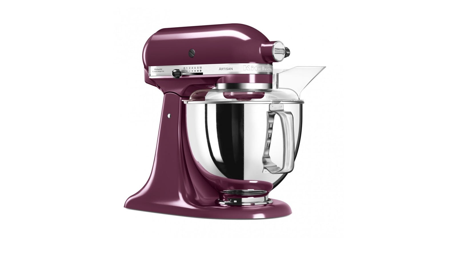 Home Home Appliances Small Kitchen Appliances Mixers Food Processors Kitchenaid Artisan 5ksm175psby5ksm 175psby Stand Mixer