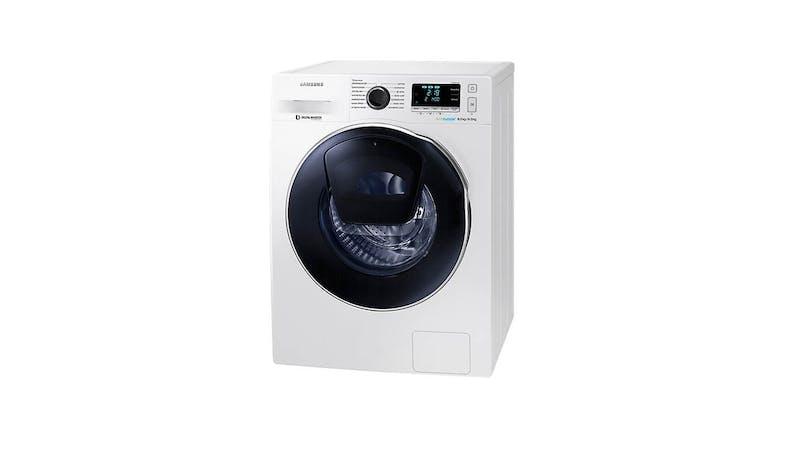 Samsung Wd 80k6410ow 8 6kg Washer Dryer Combo Harvey