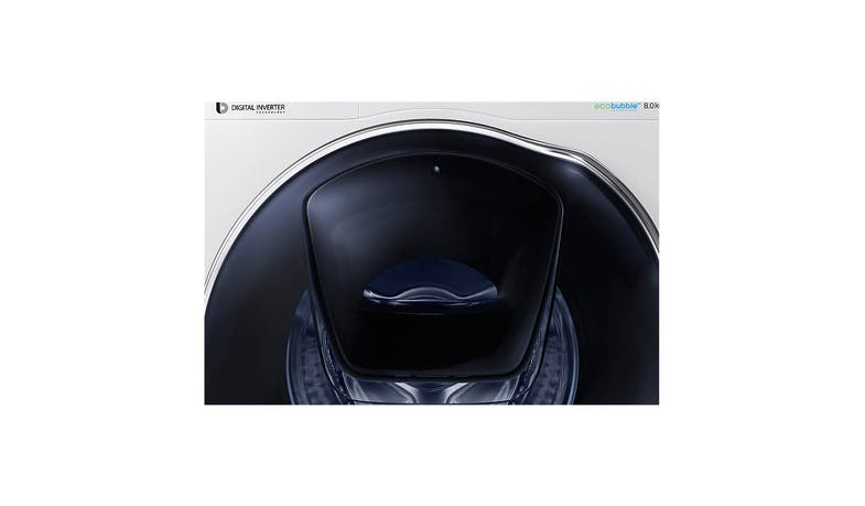 Samsung Wd 80k6410ow 8 6kg Washer Dryer Combo Harvey