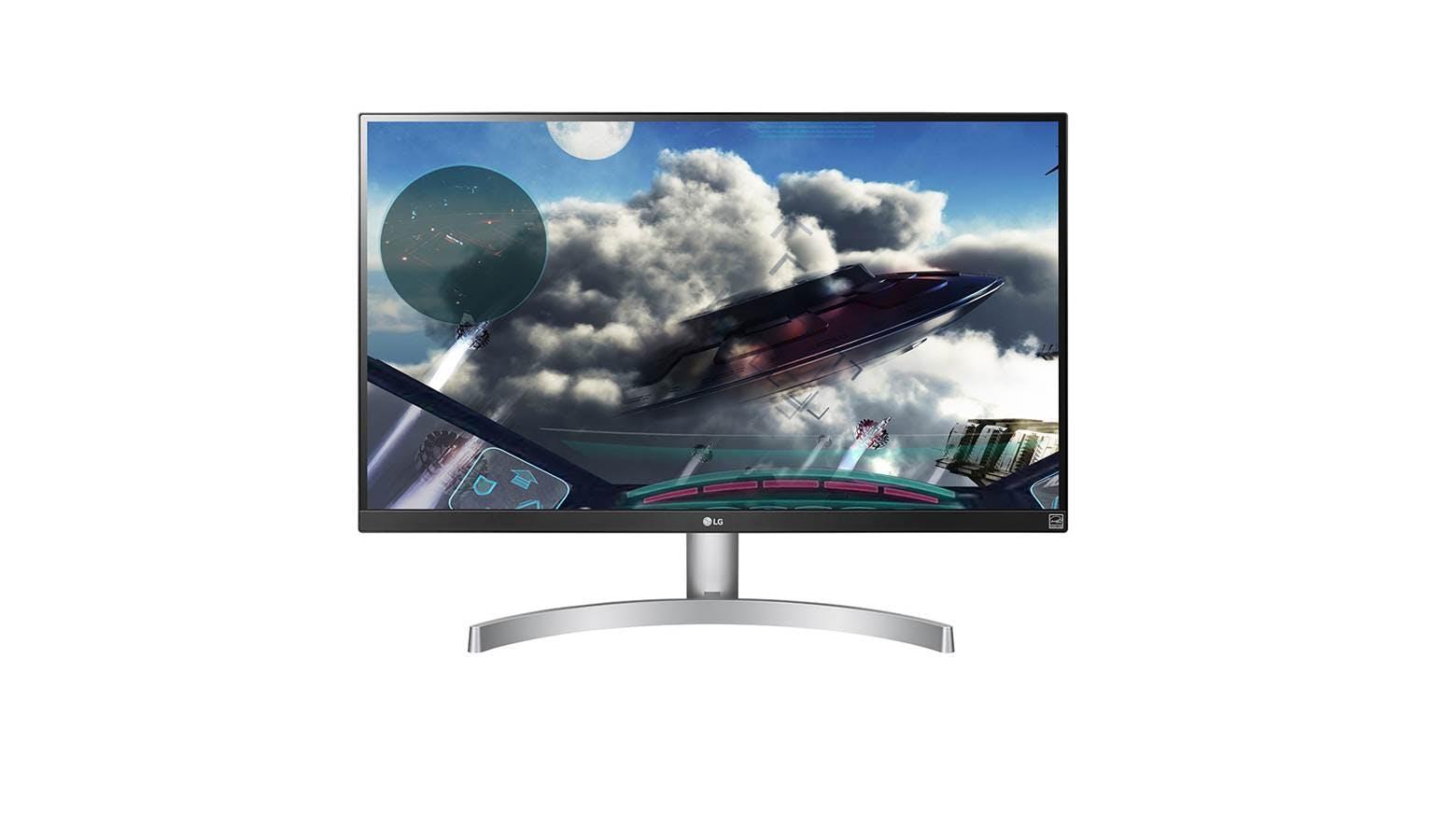 LG 27UK600 4K UHD IPS Monitor