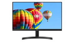 "LG 24MK600 24"" Full HD 3-Side Virtually Borderless IPS Monitor"