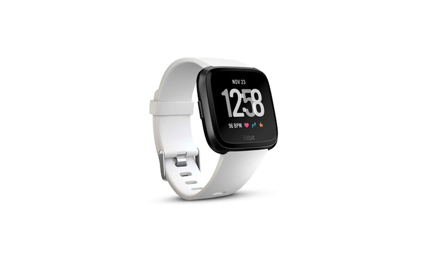 Fitbit Versa White Black Harvey Norman Malaysia