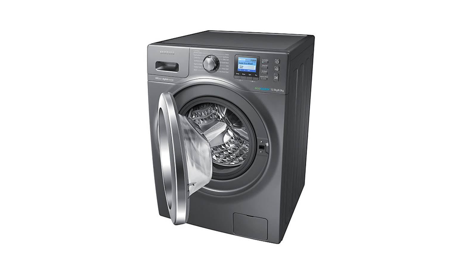 Samsung WD-12F9C9U4X 12/8KG Washer and Dryer