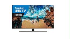 """Samsung UA-55NU8000 55"""" 4K UHD Smart TV"""
