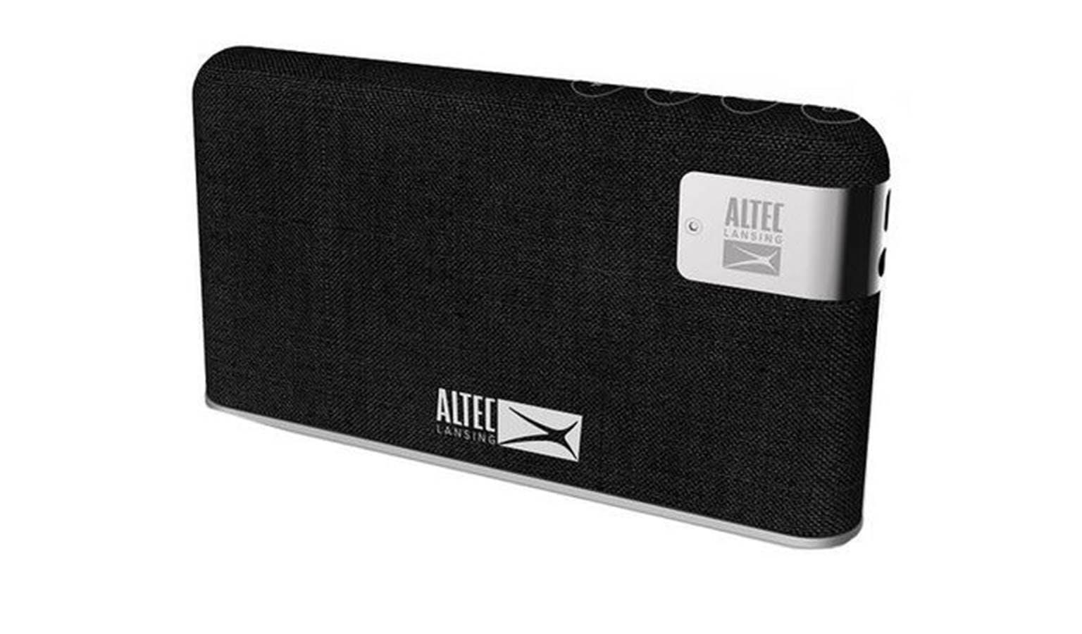 Altec Lansing Stone Bluetooth Speaker