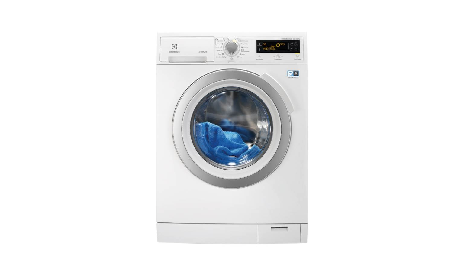 Electrolux 9kg Vapour Care Washing Machine