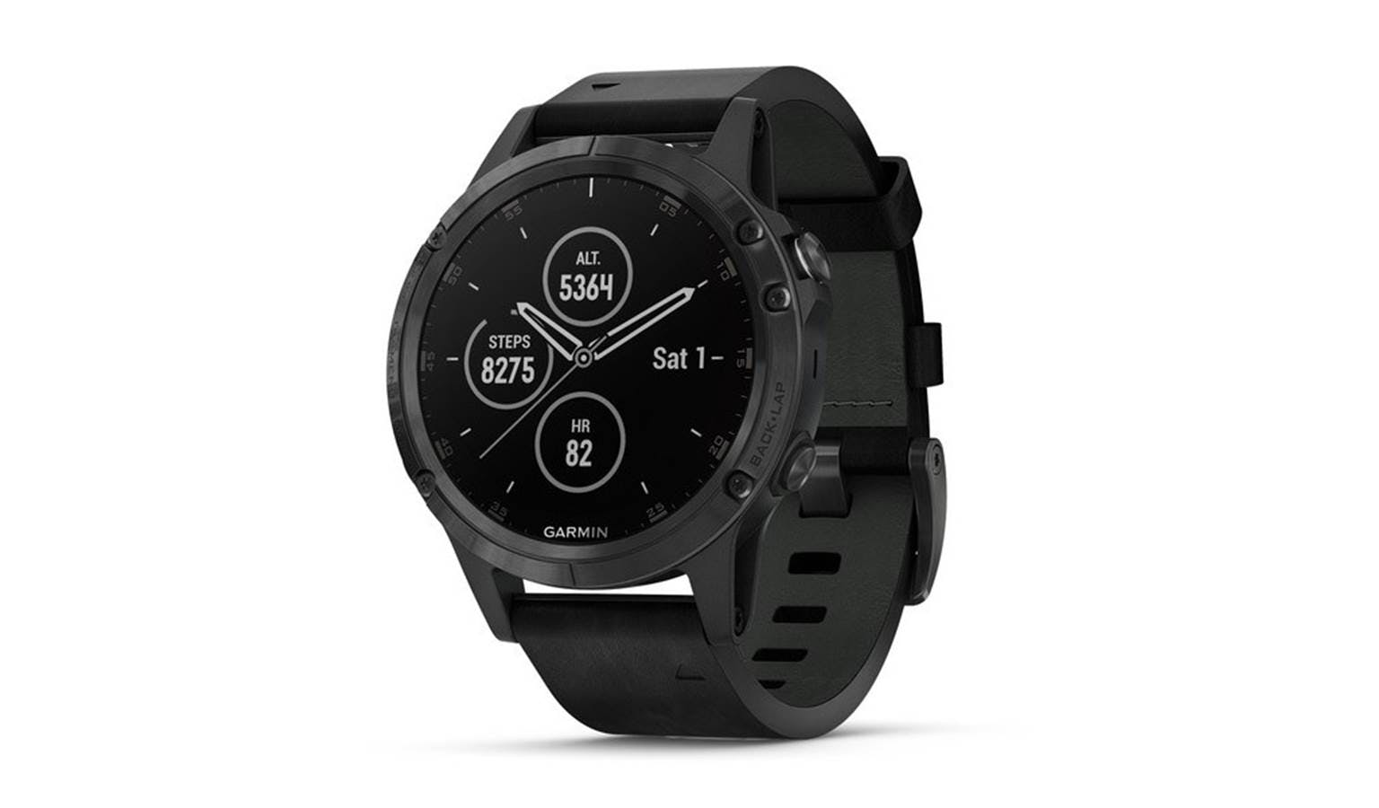 Garmin Fenix 5 Plus Black Harvey Norman Malaysia