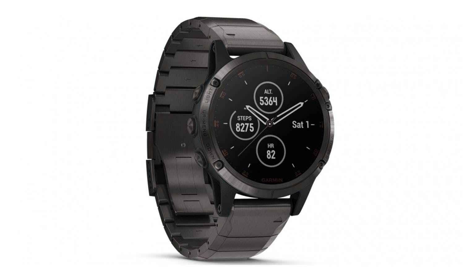 Garmin Fenix 5 Plus Gray Harvey Norman Malaysia