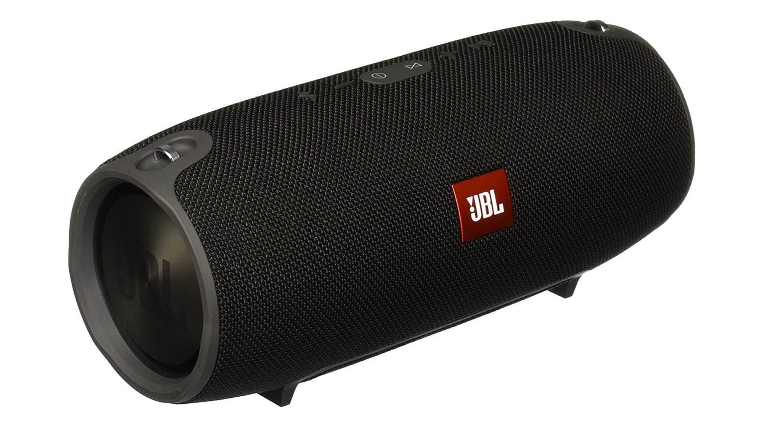 JBL Xtreme Portable Bluetooth Speaker - Black