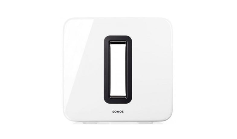 Sonos Sub wireless Sub Speaker -White-01
