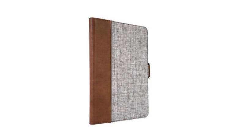 Targus THZ63606GL 360° Rotating Case For IPad Pro 9.7 - Brown 01