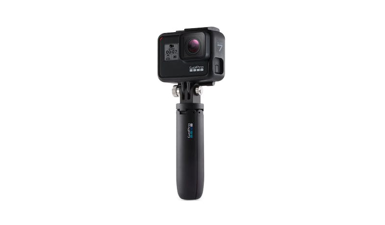 GoPro AFTTM-001 Shorty Mini Extension Pole with Tripod - Black - 01