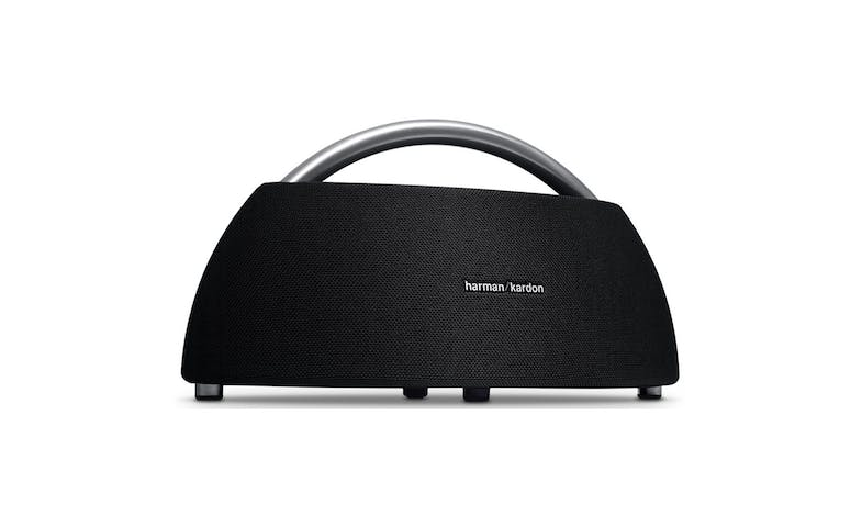 Harman Kardon Go+ Play Bluetooth Speaker - Black - 01