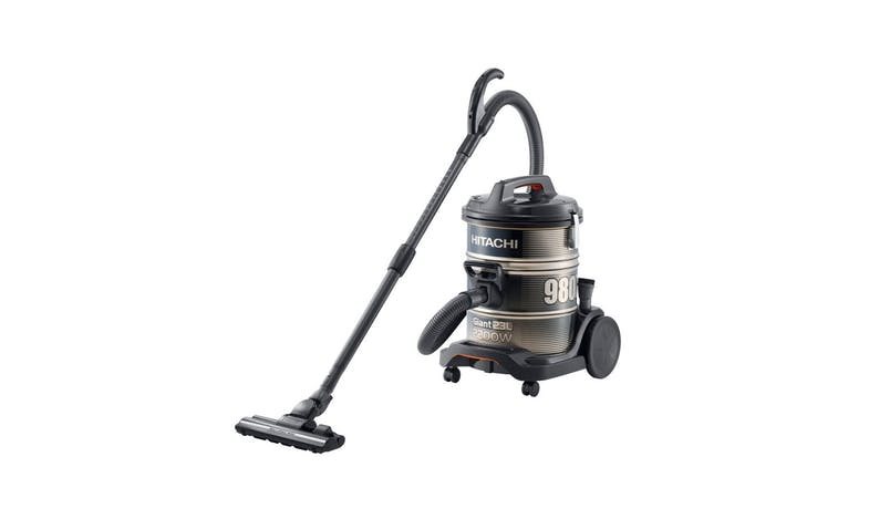 Hitachi CV-980D Vacuum Cleaner - Gold Black