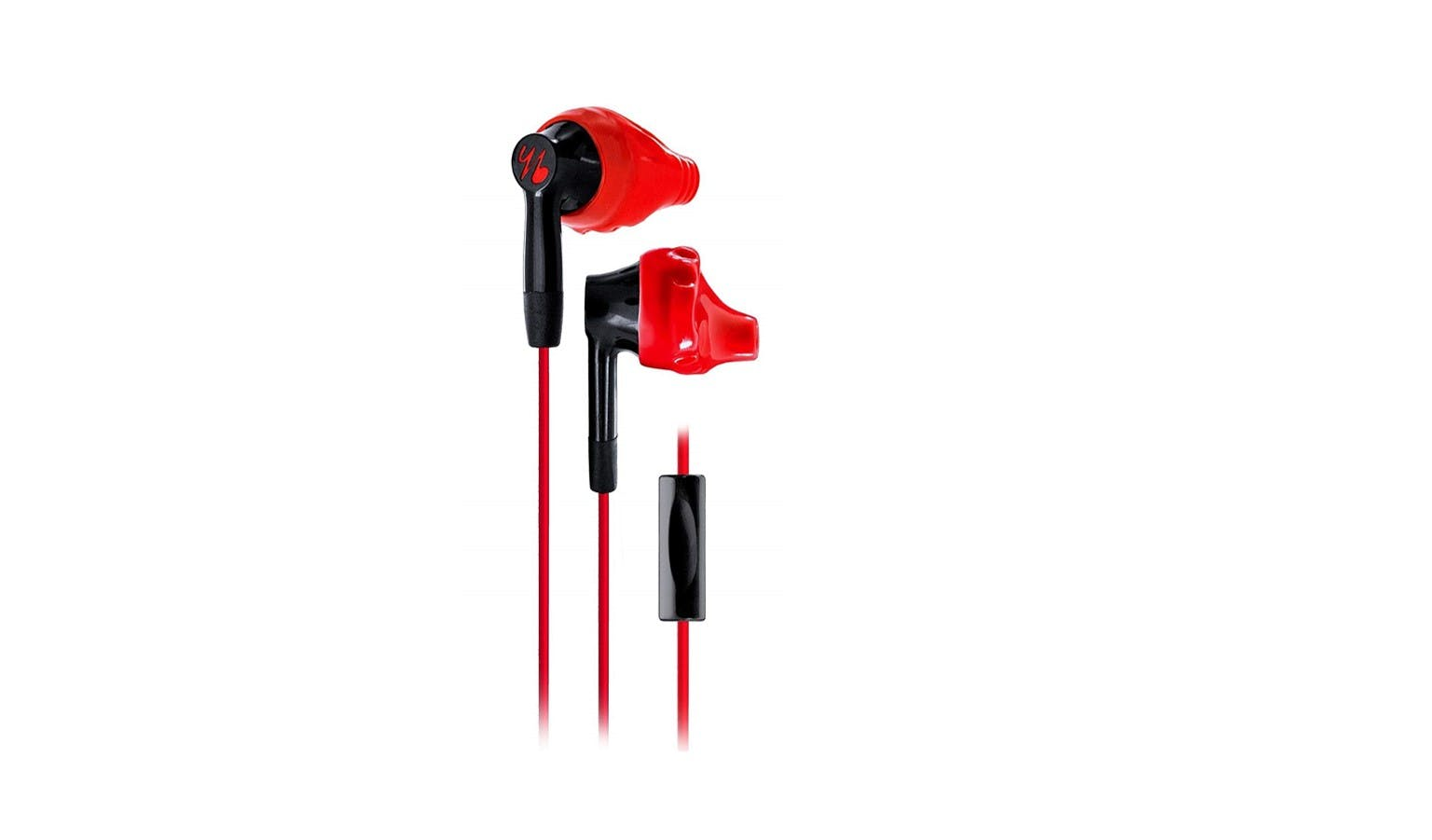 609c5b32ef1 JBL Inspire 300 Sports in-Ear Headphone with Mic - Red and Black | Harvey  Norman Malaysia
