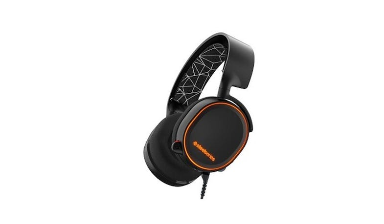 Steelseries  SS-61443 Arctis 5 Multi Platform 7.1 RGB Usb & 3.5mm Headset