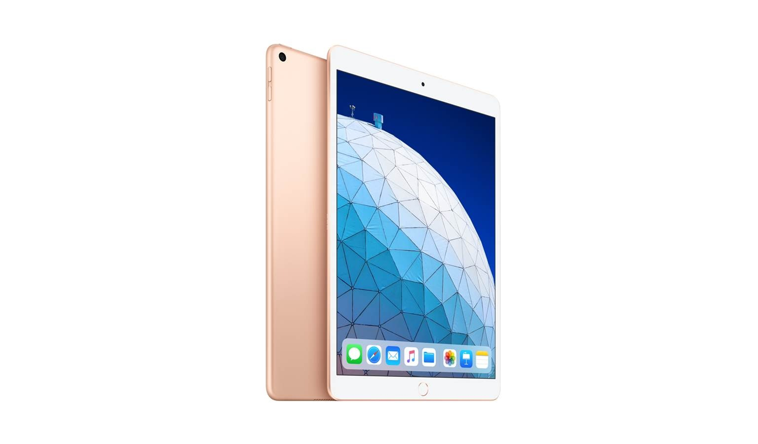 Apple iPad Air (256GB) - Gold (Front)