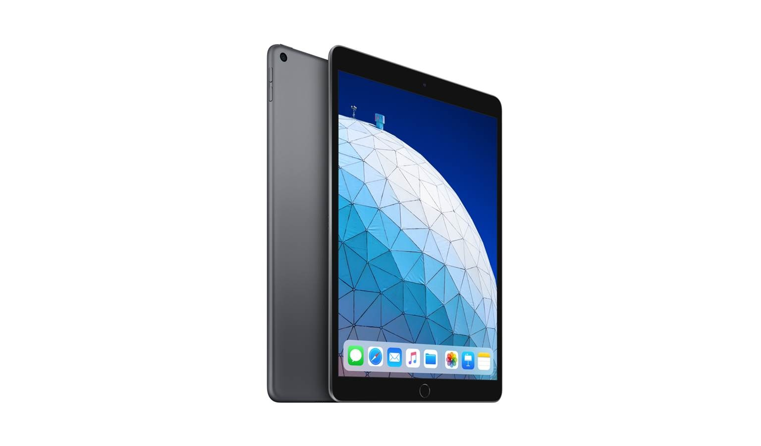 Apple iPad Air (64GB) - Space Grey (Front)