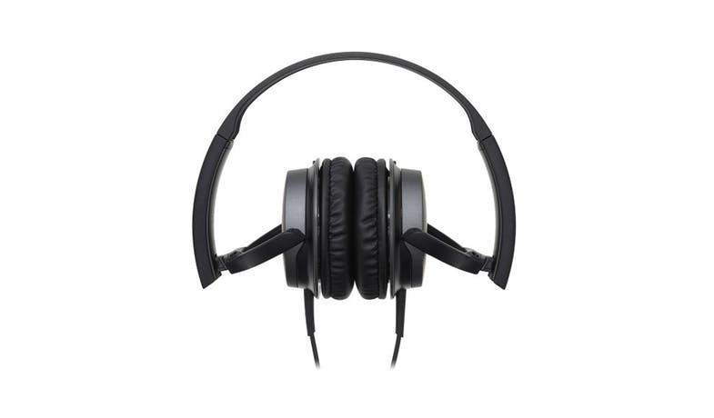 Audio-Technica Portable On-Ear Headphones - Black_01