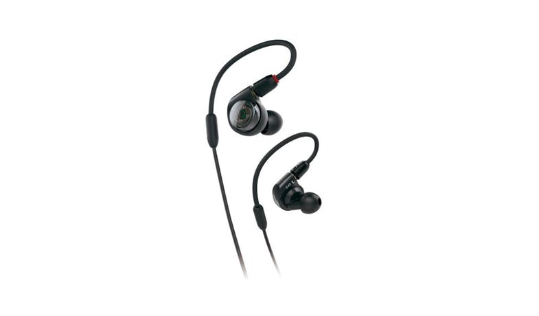 Audio-Technica ATH-E40 In-Ear Headphone - Black