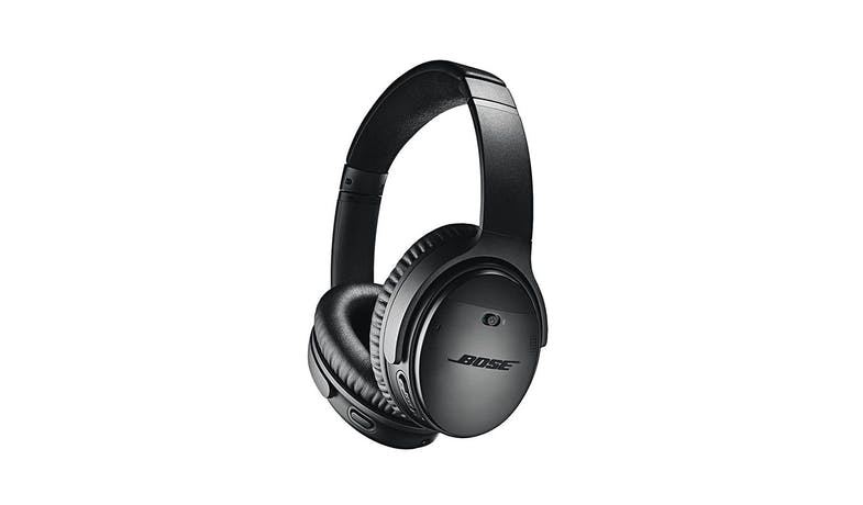 Bose QuietComfort 35 II Wireless Headphone - Black_01