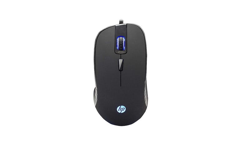 HP G100 USB Gaming Mouse - Black
