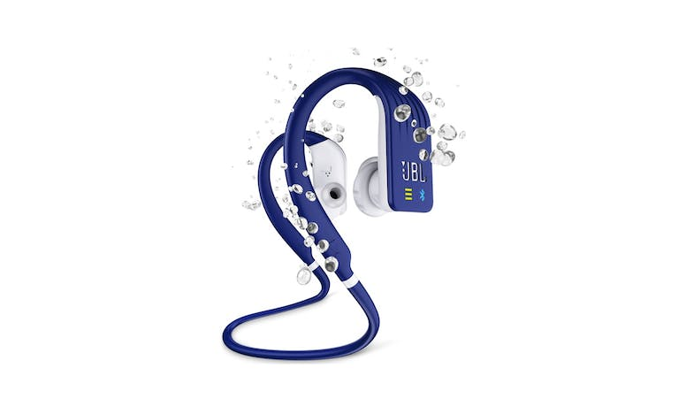 JBL Endurance DIVE Wireless Sport In-Ear Headphone-Blue 01