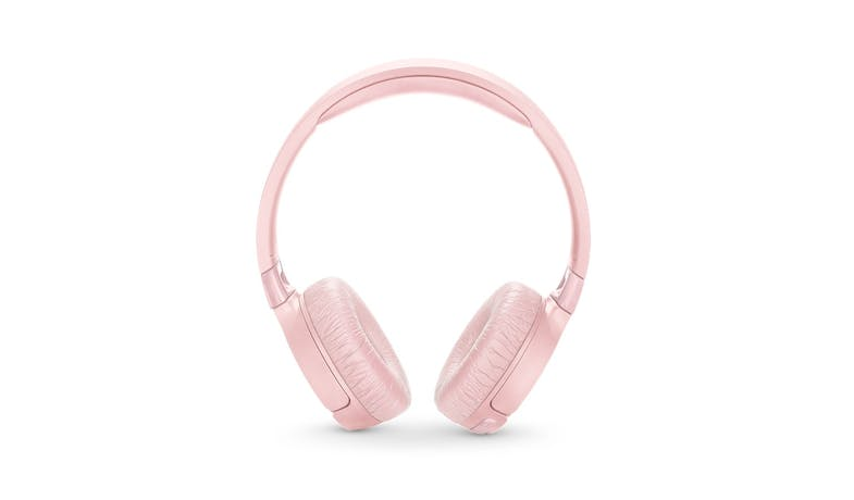 JBL T600BTNC Wireless On-Ear Headphone - Pink01