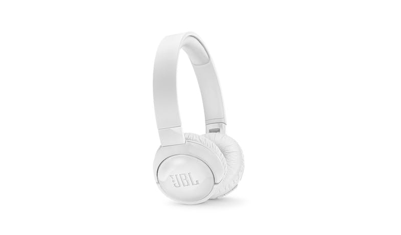 JBL Tune Wireless, on-ear headphone - White