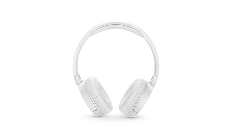 JBL Tune Wireless, on-ear headphone - White01