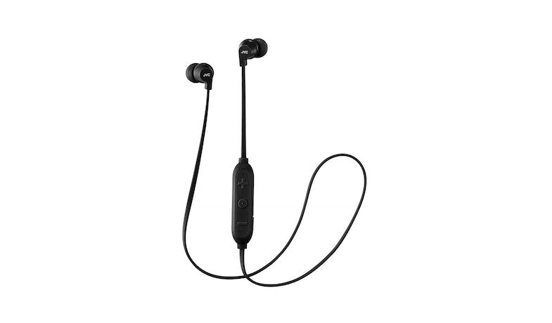 JVC HA-FX21BT-E In-ear Bluetooth Headphone - Black 01