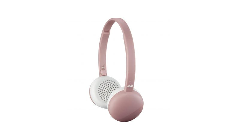 JVC HA-S20BT-P On ear Bluetooth Headphone - Pink 01