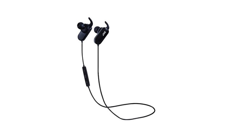 JVC Wireless In-Ear Bluetooth Earphones - Black