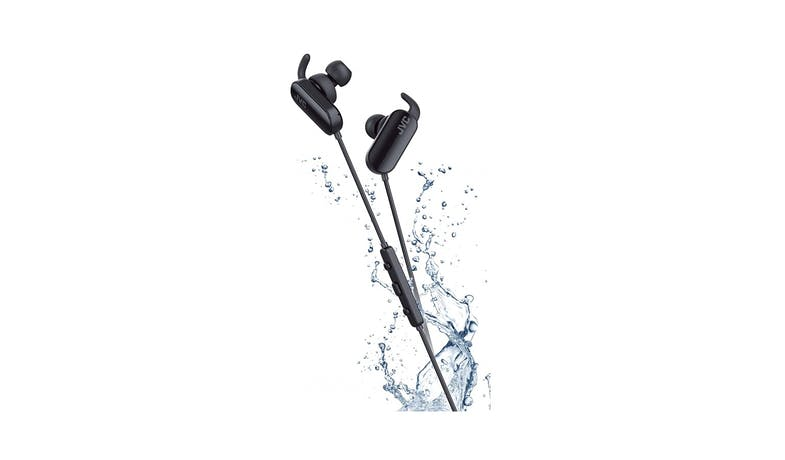 JVC Wireless In-Ear Bluetooth Earphones - Black01